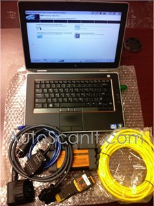 Picture of BMW Scanner - GERMAN BMW ICOM A2 complete set with laptop(Plug and Play)